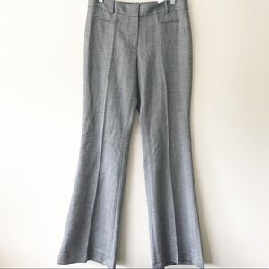 NWT LOFT Kate Curvey Fit Herringbone Career Pants